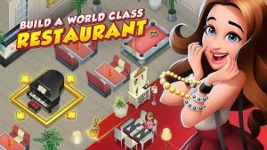 World Chef MOD APK Unlimited Gems Money