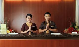 Resepsionis hotel