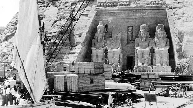 Traslado de Abu Simbel