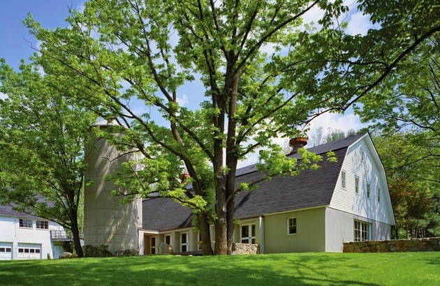 Rumah Tua Direnovasi Menjadi Rumah Modern