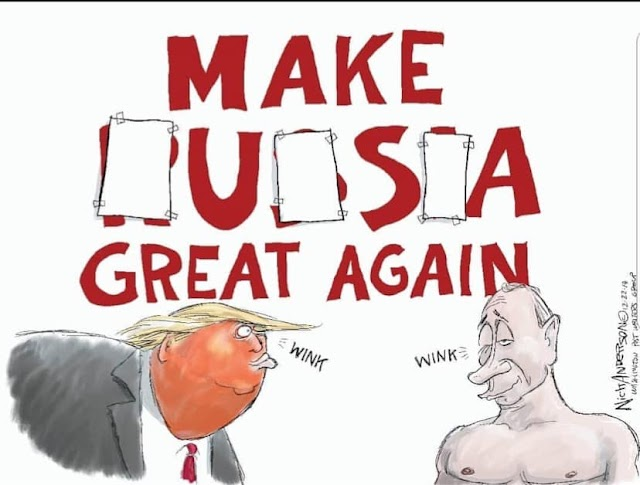 Make *U*S*A Great Again. Vote!