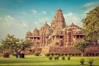 tour del triangolo d'oro con khajuraho
