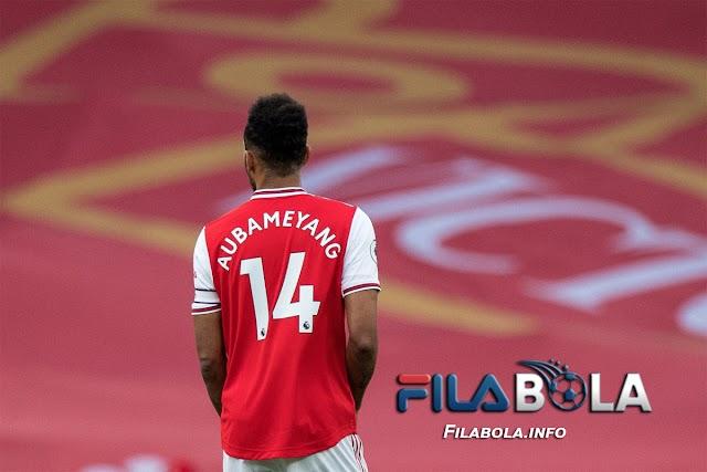 Ian Wright: Pantas Saja Aubameyang Ingin Tinggalkan Arsenal
