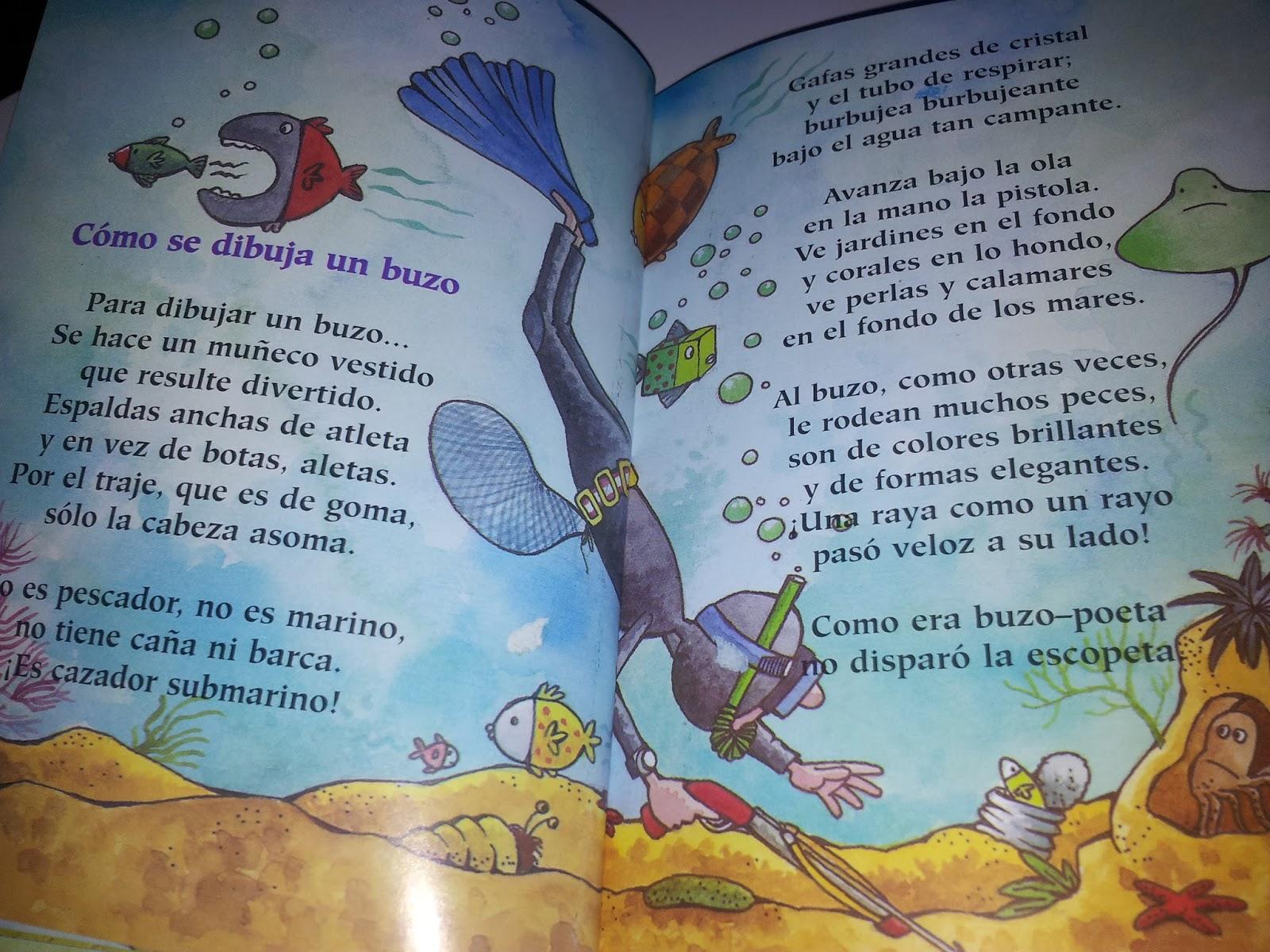 Un Paso de Cebra: El buzo se escapó de la página.