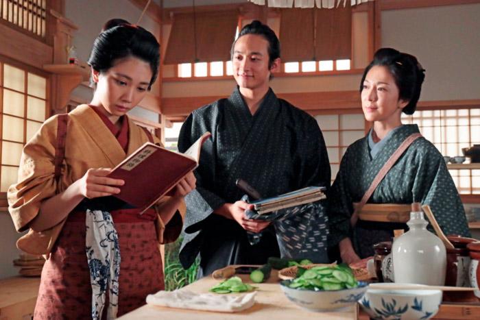 Mio-Tsukushi Ryouri-Chou film (Haruki Kadokawa)