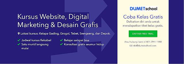 Dimana Lokasi Kursus Internet Marketing Jakarta, Depok, Tangerang?