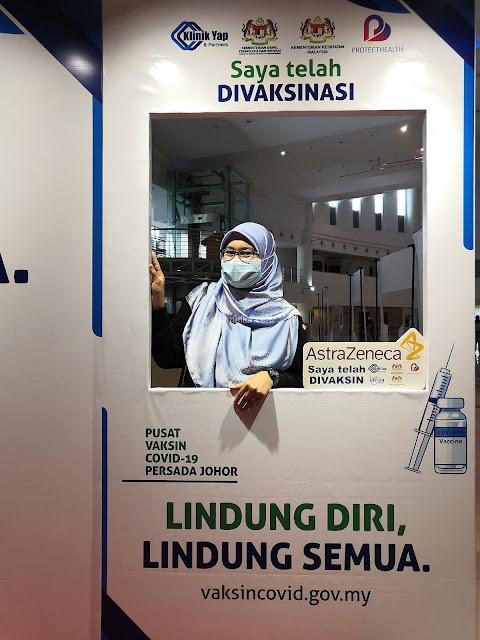 Pengalaman Menerima Suntikan Vaksin AstraZeneca di Persada Johor, pengalaman vaksin, kesan jangka panjang vaksin covid 19, simptom selepas vaksin, gejala selepas vaksin, tips sebelum ambil vaksin, pengalaman cucuk vaksin, makan Panadol sebelum vaksin, tindak balas vaksin covid, persediaan sebelum suntikan vaksin covid-19, pengalaman terima suntikan astrazeneca, simptom selepas vaksin astrazeneca, vaksin astrazeneca bahaya, masalah vaksin astrazeneca, astrazeneca vaccine pengalaman, simptom selepas vaksin sinovac, vaksin astrazeneca untuk siapa, pemilik vaksin astrazeneca, kesan sampingan astrazeneca, vaksin covid 19, vaksin covid 19 johor, vaksin covid 19 johor bahru, vaksin covid, vaksin covid 19 malaysia, saya telah divaksinasi