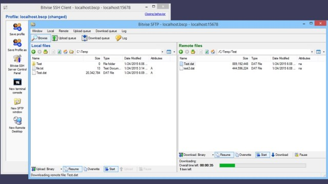 Bitvise SSH Client Download Free for Windows 10, 7, 8, 8 1