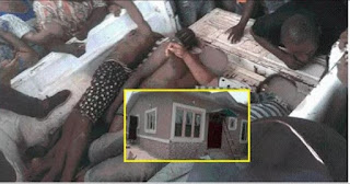 Road Litters With Tears As Family Of Five Die Very First Night In Their New House,  Police Reacts