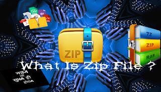 Zip File होता क्या है,