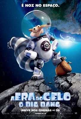 A Era do Gelo 5: O Big Bang BDRip Dublado + Torrent 720p e 1080p