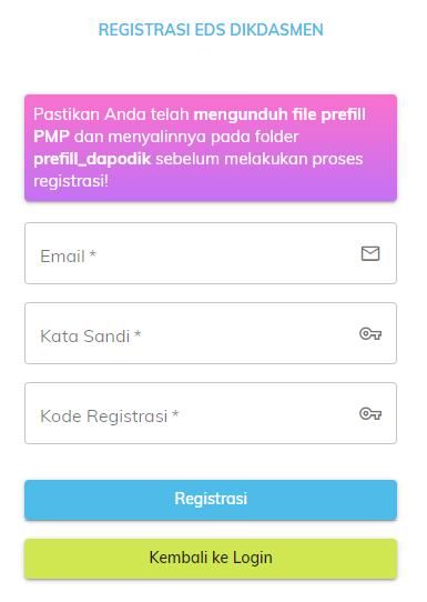 Cara Registrasi Dapodik Offline : registrasi, dapodik, offline, Instal, Aplikasi, Offline
