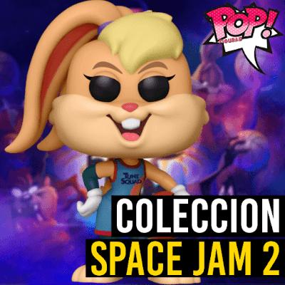 Lista de figuras Funko POP Space Jam 2