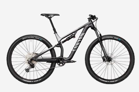 sepeda gunung full suspensi