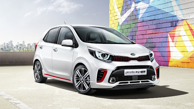 Kia reveals first pictures of all-new Picanto