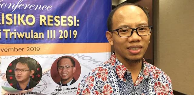 INDEF: Nasabah Jiwasraya Butuh Kepastian Bukan Janji Politis