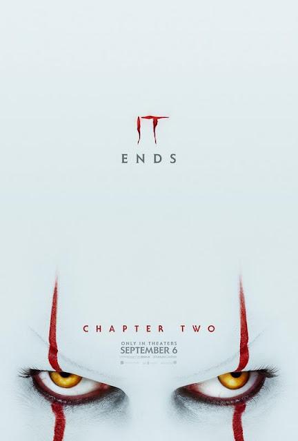 poster oficial y nuevo trailer de 'It: Capítulo 2'