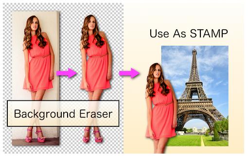 Steps for Background Eraser