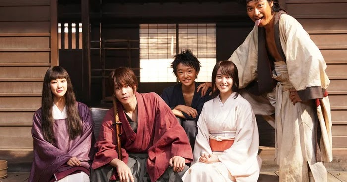 Begini Urutan Menonton Film Live-Action Rurouni Kenshin