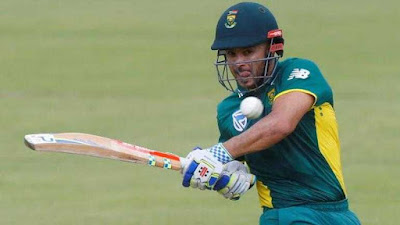 JP Duminy Announced Retirement