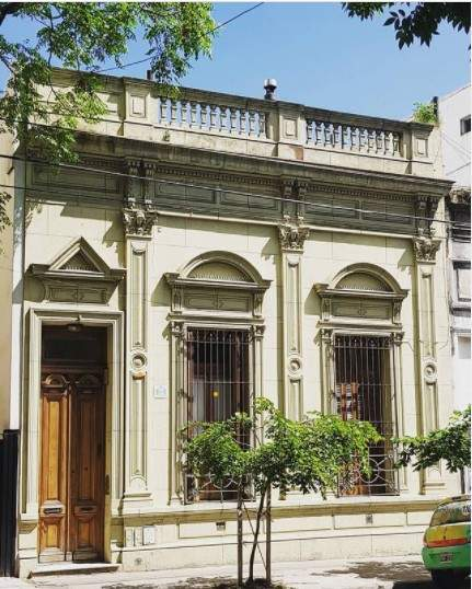 casa chorizo fachada