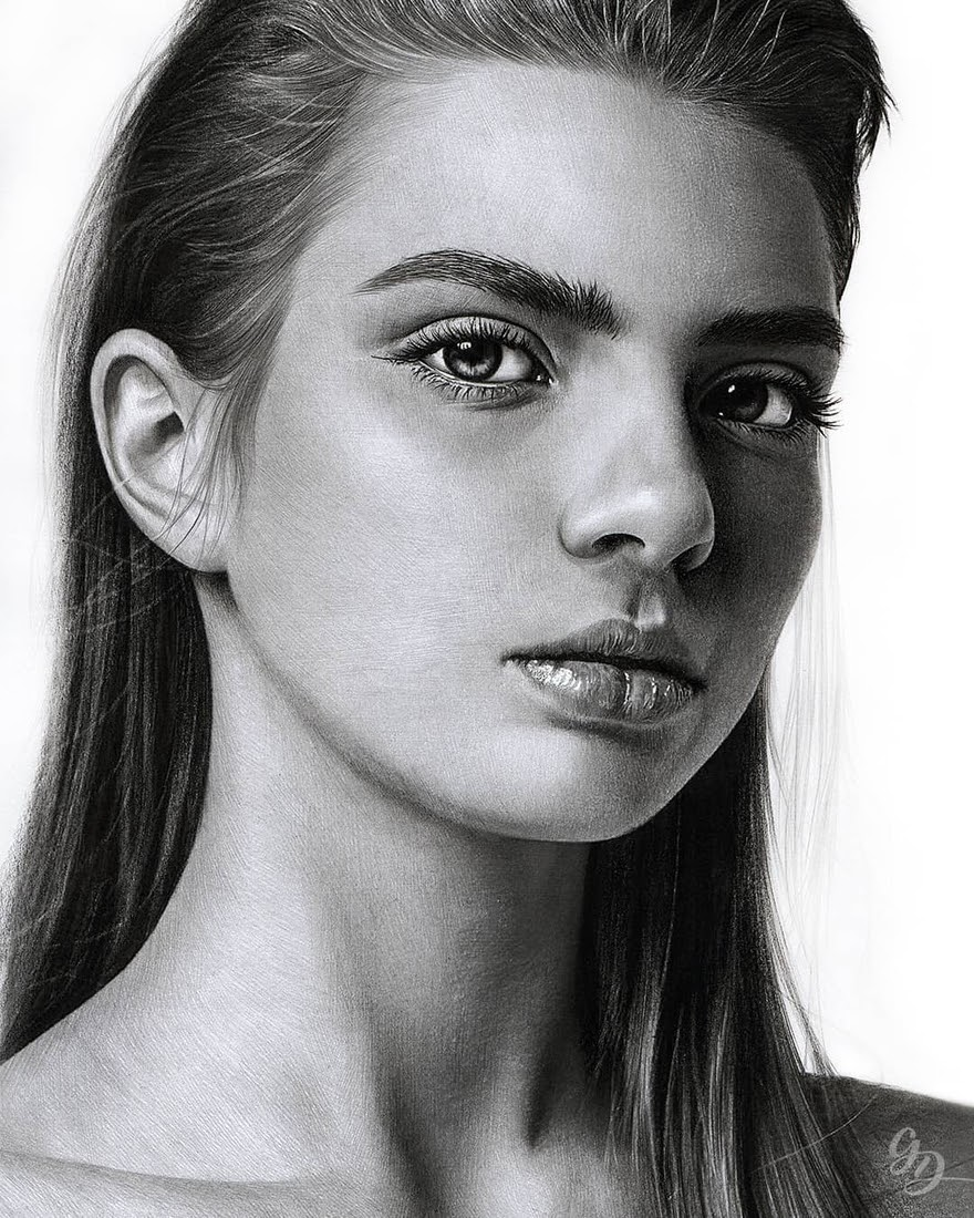 06-Grigo-Draw-Black-and-White-Realistic-Pencil-Portrait-Drawings-www-designstack-co