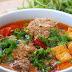 Đặc sản bún riêu Lâm Đồng ăn là ghiền