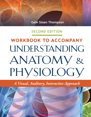 Understanding Anatomy and Physiology 2nd Edition Gale Sloan Thompson