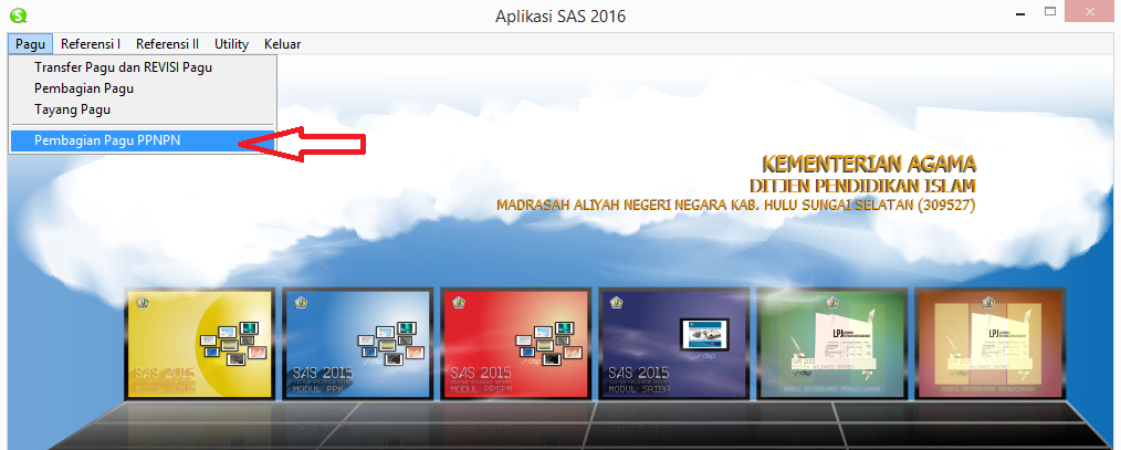 Petunjuk Manual Tata Cara Pembayaran PPNPN pada Aplikasi SAS 2016 ...