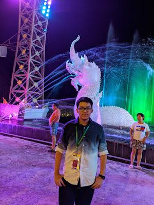 Menikmati Persembahan Teater Di Siam Niramit, Phuket Thailand