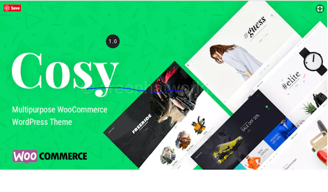 Download Free WooCommerce WP Theme