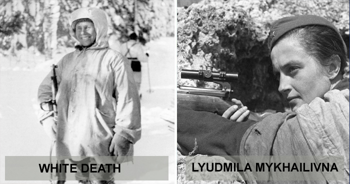 The 5 Most Deadliest Sniper In Military History