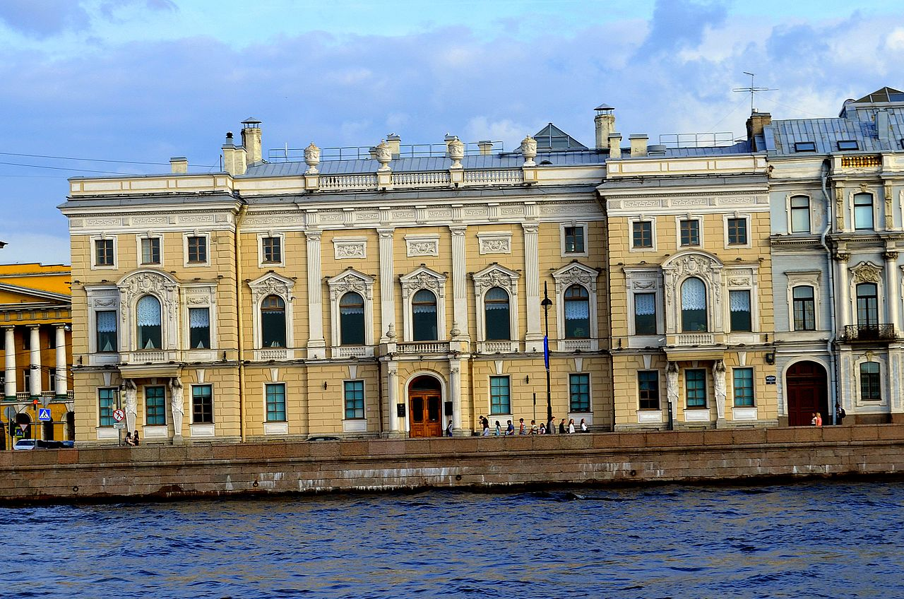 winter palace research a palace on the embankment near. Black Bedroom Furniture Sets. Home Design Ideas