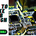 How to make PCB design