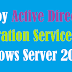 How To Deploy Active Directory Federation Services on Windows Server 2016