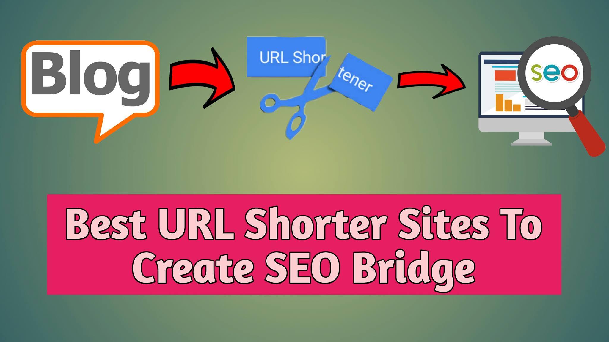 Best URL Shorter Sites To Create SEO Bridge