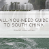 The only English Guide to South China: Nanning Guangzhou ShenZhen!