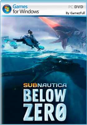 Subnautica Below Zero pc mega y google drive