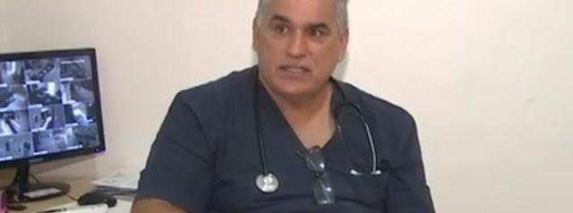 CRM-MS cassa registro de médico, ex-prefeito de Campina da Lagoa, investigado por 33 erros médicos