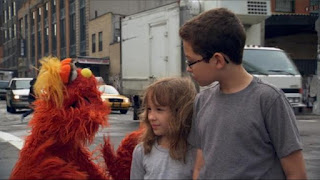 Murray What's the Word on the Street Patience, Sesame Street Episode 4305 Me Am What Me Am