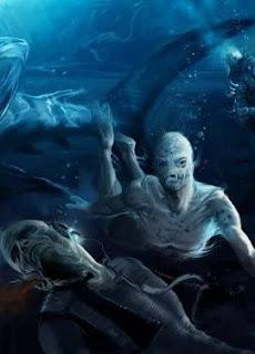 Hombres pez (El chico de la bañera)