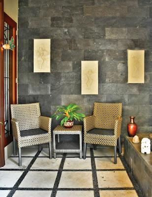 Rekomendasi Keramik Dinding Teras Depan yang Bagus & Menarik