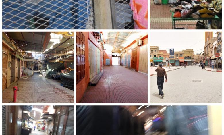 تارودانت :قرار إعادة فتح واغلاق المحلات التجارية يثير استغراب التجار و الحرفيين والرأي العام بمدينة تارودانت .