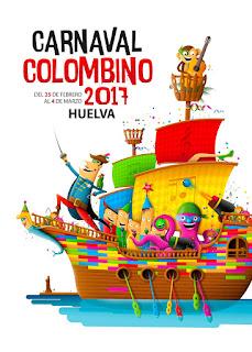 Carnaval Colombino 2017 - Huelva - La Carabela de la risa - Rubén Lucas García