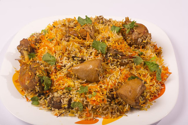 Delicious Chicken Biryani Easy to Make at Home