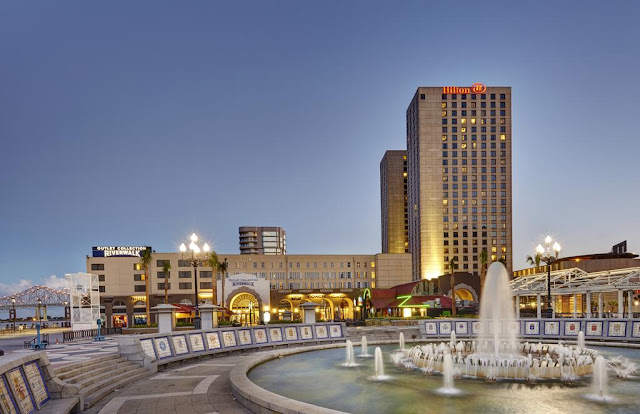 Hilton New Orleans Riverside hotel is walking distance from the city's best attractions. Book online today.