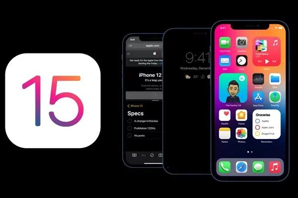 iOS 15 عناصر واجهة مستخدم تفاعلية ، وميزة Split View متعددة المهام على iPhone والمزيد...