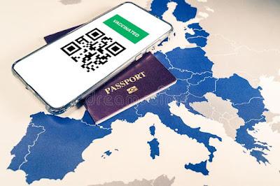 موعد تفعيل جواز السفر الأخضر الرقمي في الإتحاد الأوروبي