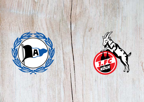 Arminia Bielefeld vs Köln -Highlights 26 September 2020