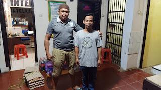 Satreskrim Polres Pangkep amankan pelaku penganiayaan dibawa umur yang viral